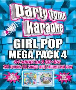 syb4493 - Girl Pop Mega Pack 4