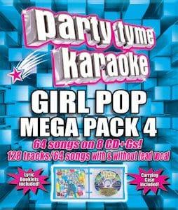 syb4493 - Girl Pop Mega Pack 4