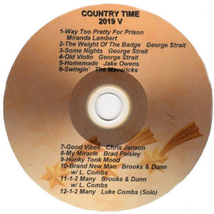 ct5-2019 Country Time V