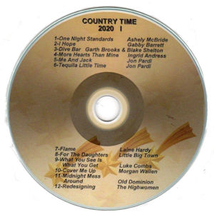 ct1-2020 Country Time I