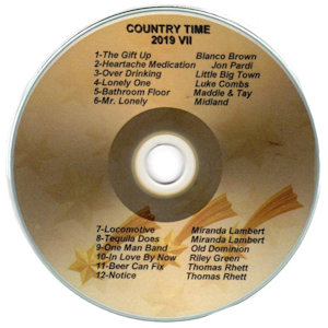 ct7-2019 Country Time VII