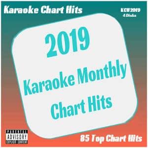 Karaoke Chart Hits 2019