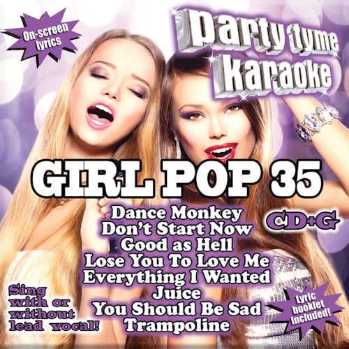 Girl Pop 35
