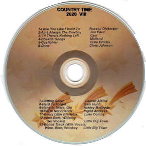 2020-ct8 Country Time VIII