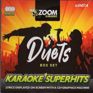 zsh014 - Zoom SuperHits Duets - 3 Disc Set