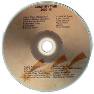2020-ct9 Country Time IX