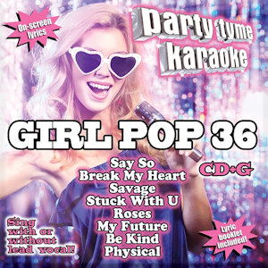 syb1708 - GIRL POP 36 (Multiplex)