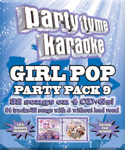 syb4495 - GIRL POP PARTY PACK 9