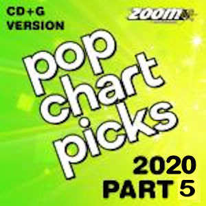 zpcp2005 - Zoom Karaoke Pop Chart Picks Part 5