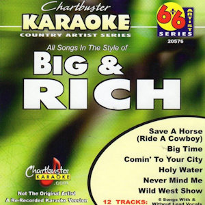 cb20576 - Big & Rich