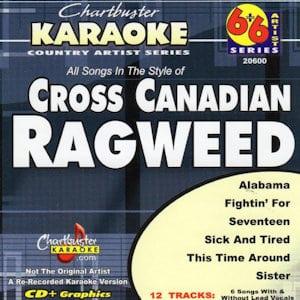 cb20600 - Cross Canadian Ragweed