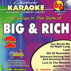 cb20627 - Big & Rich v 2