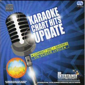 mch20au - Karaoke Chart Hits - Autumn 2020