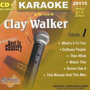 cb20115 - Clay Walker vol 1