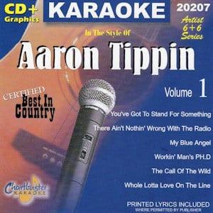 cb20207 - Aaron Tippin vol 1