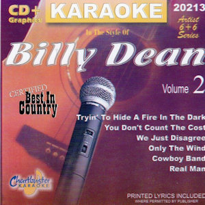 cb20213 - Billy Dean  vol 2