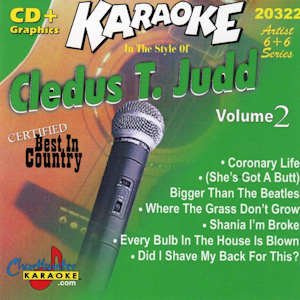 cb20322 - Cledus T Judd vol 2