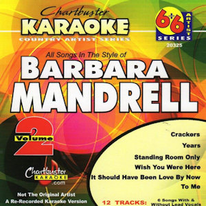 cb20325 - Barbara Mandrell   vol 2