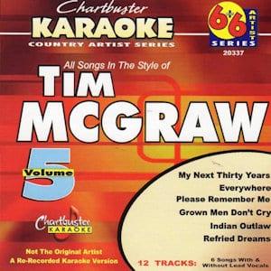 cb20337 - Tim McGraw vol 5