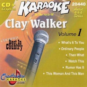 cb20440 - Clay Walker vol 1