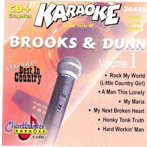 cb20449 - Brooks & Dunn vol 1
