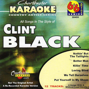 cb20450 - Clint Black vol 1