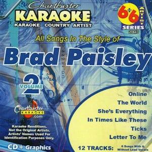 Brad Paisley vol 2