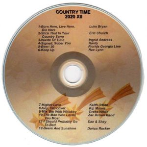 2020-ct12 Country Time XII
