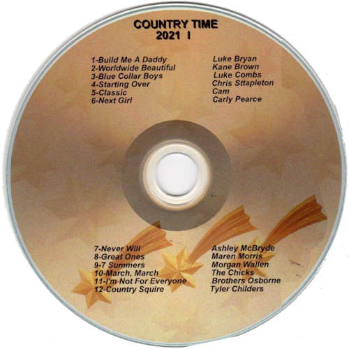 2021-ct1 Country Time I