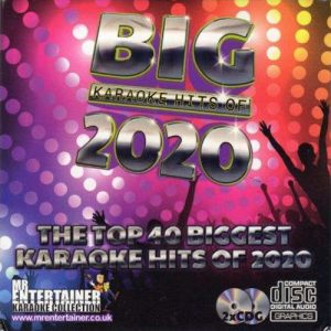 mbh2020 - Big Karaoke Hits of 2020