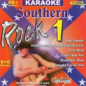 cb40025 - Southern Rock Vol 1
