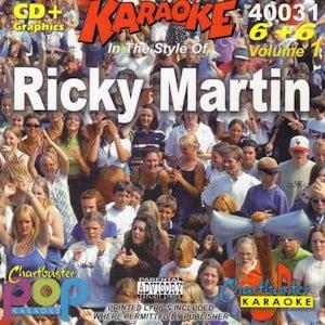 cb40031 - Ricky Martin Vol 1