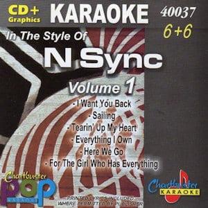 cb40037 - N Sync vol 1
