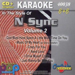 cb40038 - N Sync vol 2