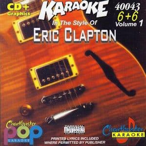 cb40043 - Eric Clapton vol 1