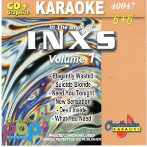 cb40047 - INXS vol 1