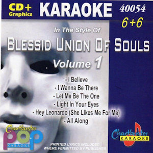 cb40054 - Blessed Union Of Souls vol 1