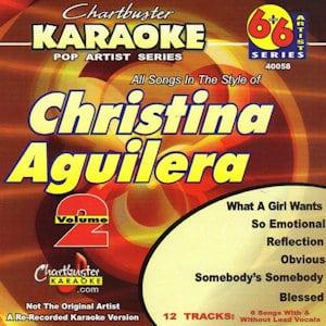 cb40058 - Christina Aguilera vol 2
