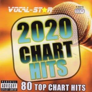 kch2020 - Karaoke Chart Hits of 2020
