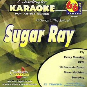 cb40040 - Sugar Ray