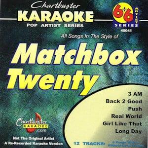 cb40041 - Matchbox Twenty