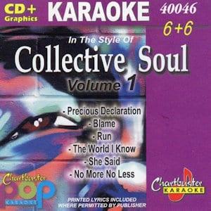 cb40046 - Collective Soul vol 1