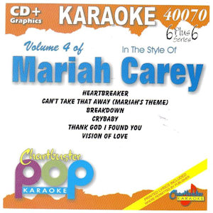 cb40070 - Mariah Carey vol 4