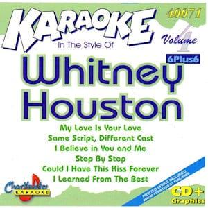 cb40071 - Whitney Houston vol 4