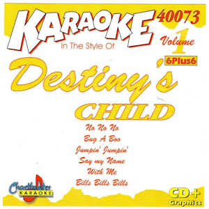 cb40073 - Destiny's Child vol 1
