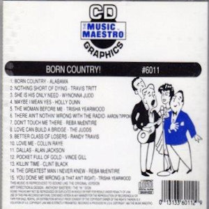 mm6011 - Born Country