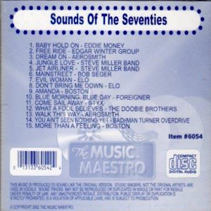 mm6054 - Sounds Of The Seventies