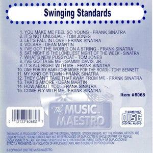 mm6068 - Swinging Standards
