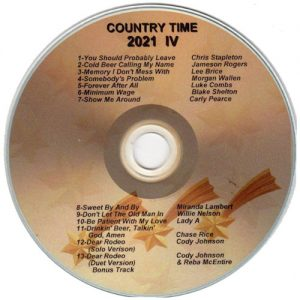 2021-ct4 Country Time IV