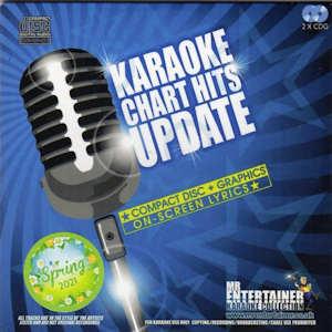 mch21sp - Karaoke Chart Hits Spring 2021